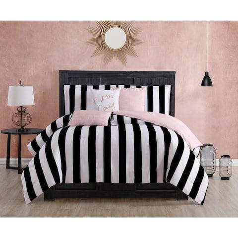 Juicy Couture Cabana Stripe 6-Piece Reversible Set