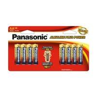 "Panasonic Alkaline Size ""Aa"" Plus Power (16-Pack)"