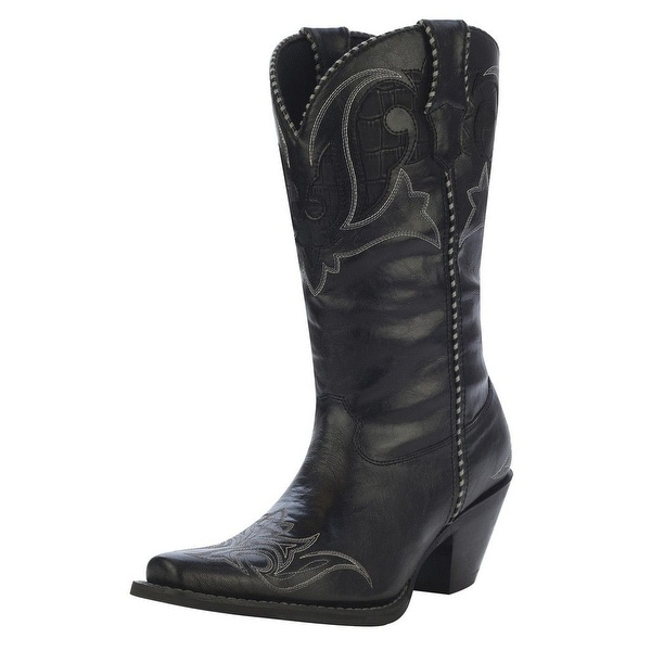 Shop Durango Western Boots Womens 11 Quot Crush Peek A Boots