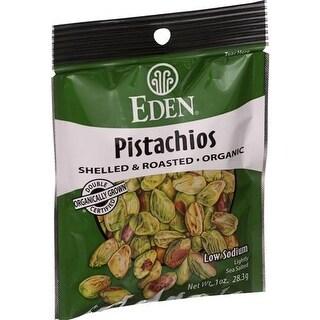 Eden Foods - Shelled Pistachios ( 12 - 1 OZ)