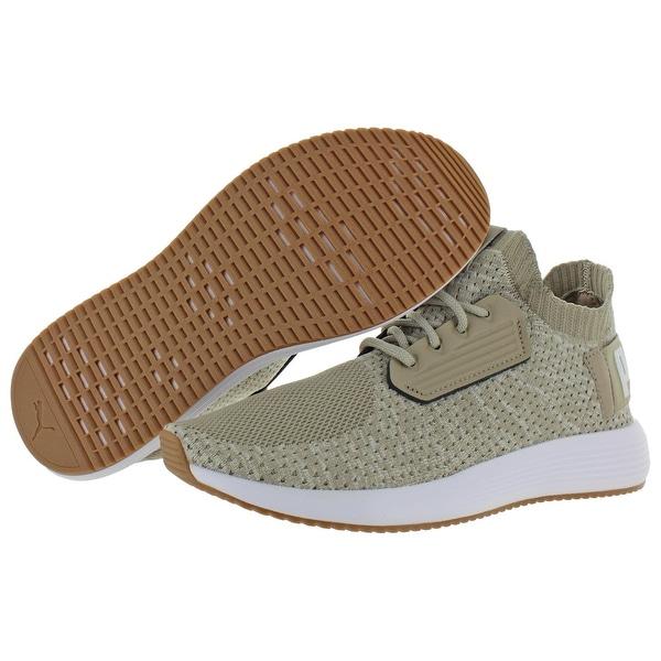 Shop Puma Womens Uprise Knit Sneakers