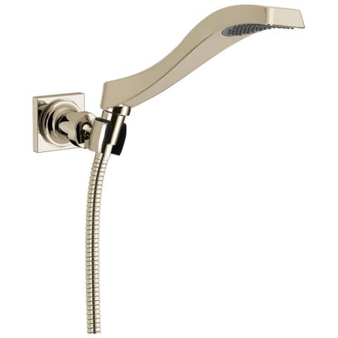 Delta Dryden Premium Single-Setting Adjustable Wall Mount Hand Shower