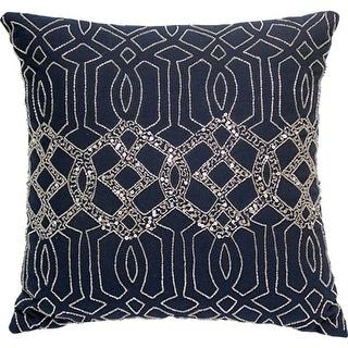 Midnight Blue Pillow