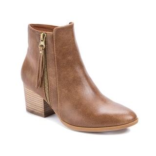 Baretraps Nyomi Women's Boots Cognac
