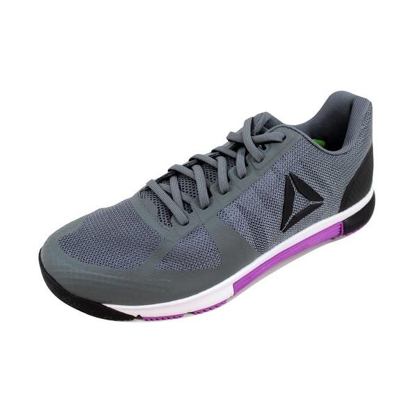 Reebok Women's Crossfit Speed TR 2.0 Alloy/Black-Violet BS5795