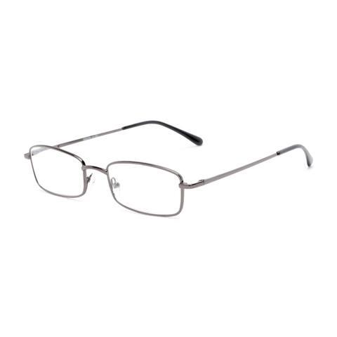 Readers.com The Dakota Rectangle Reading Glasses