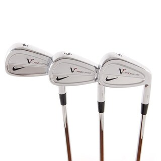 New Nike VR Pro Combo Iron Set 8-PW Uniflex Steel RH