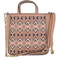 "Tory Burch Embellished Mini East West Crossbody Purse Handbag Tote - 7.9"" x 8"" x 4.7"""