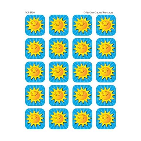 Summer Sunshine Stickers 120 Stks