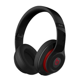 Beats Studio 2.0 Wired Over-Ear Headphone - Black (Discontinued by Manufacturer)