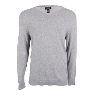 Alfani Men's V-Neck Sweater - L