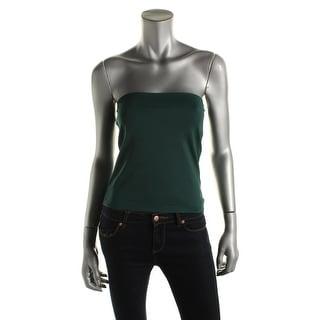 Zara Trafaluc Womens Knit Solid Tube Top - M