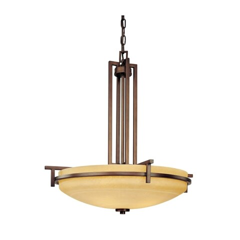 Dolan Designs 2814 Four Light Pendant from the Roxbury Collection