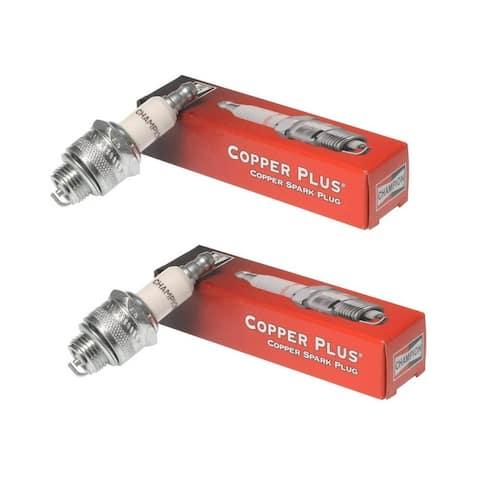 Champion OEM 71G (2-PK) replacement engine spark plug