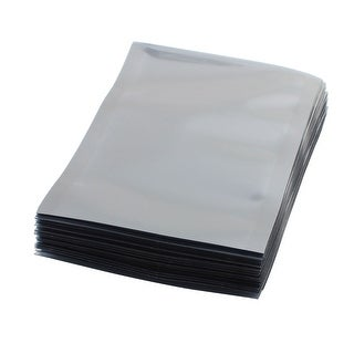 200pcs 70mmx100mm Anti-Static Resealable Bag for SSD HDD and Electronic Device
