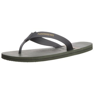 Havaianas Men's Urban Craft Sandal Green Olive