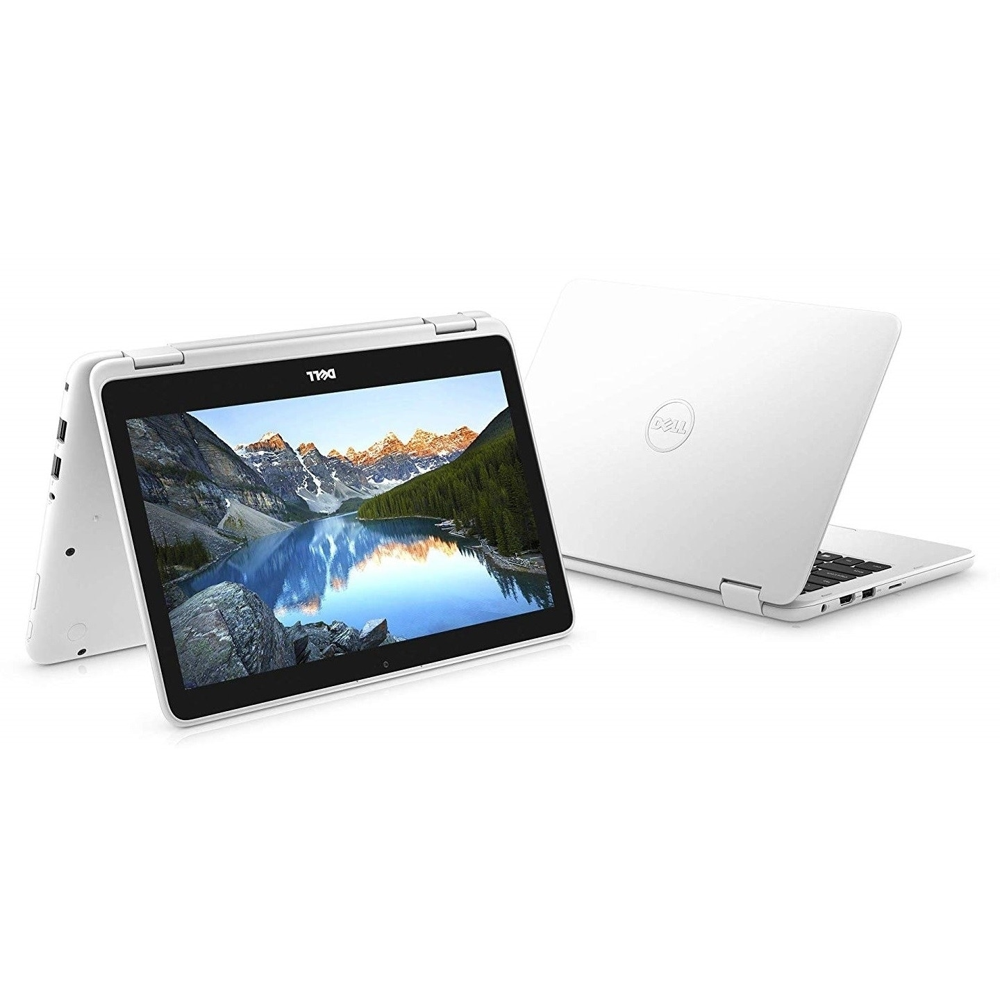 Shop Dell Inspiron 11 3185 Amd A9 9420e X2 2 6ghz 4gb 500gb 11 6 Win10 White Certified Refurbished Overstock 26950412