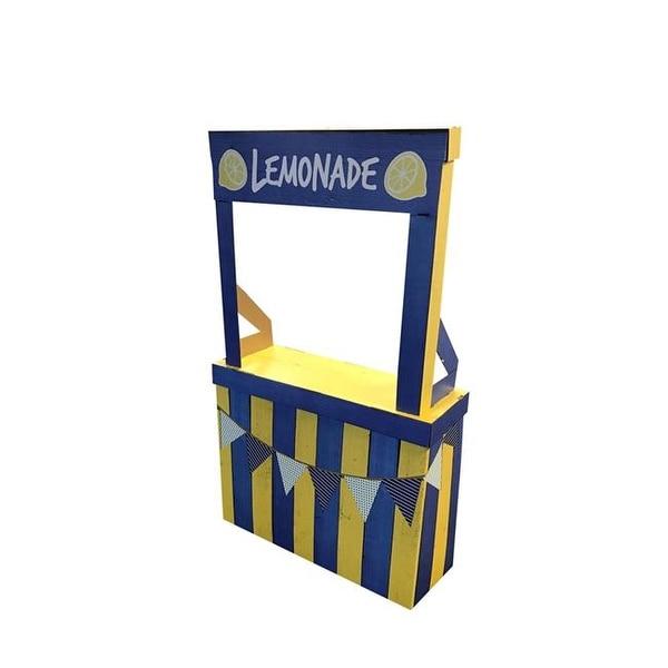 Advanced Graphics 35 x 13 x 58 in. Lemonade Stand Cardboard Standup