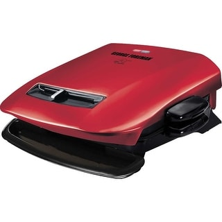 Applica - Grp0004r - Gf Removable Plate Grill Red