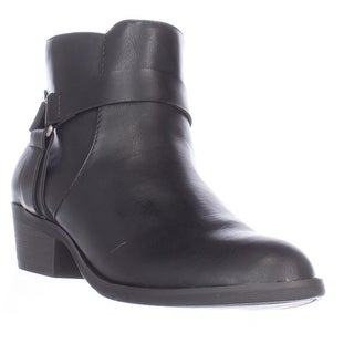 Kenneth Cole Dolla Bill Ankle Boots - Black