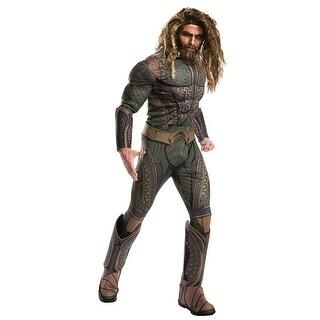 Justice League Movie Aquaman Deluxe Adult Costume