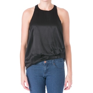 Elizabeth and James Womens Kimera Silk Hi-Low Tank Top
