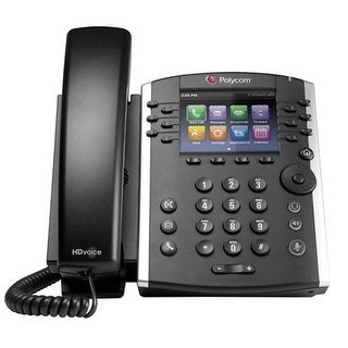 Polycom 2200-46157-019 Polycom Desktop Phone With HD Voice
