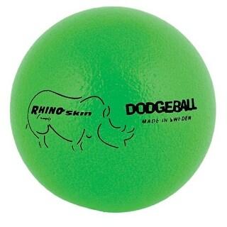"""Champion 6"""" Rhino Skin Dodgeball - Neon Green"""