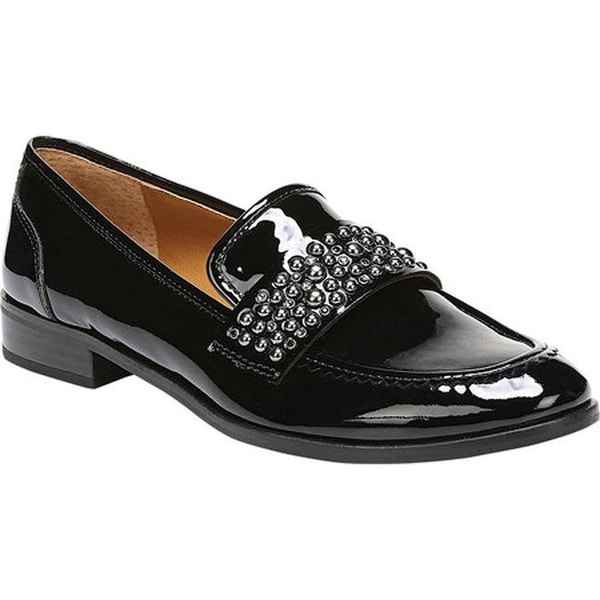c1b9faa2cf3 Shop Sarto by Franco Sarto Women s Johanna Loafer Black Patent ...