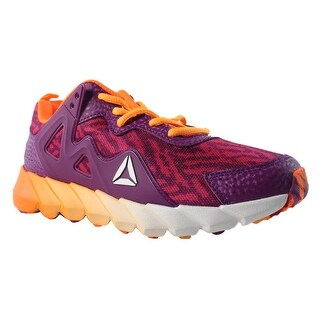 Reebok Womens Exocage Ii Today Show Purple Running Shoes Size 3.5