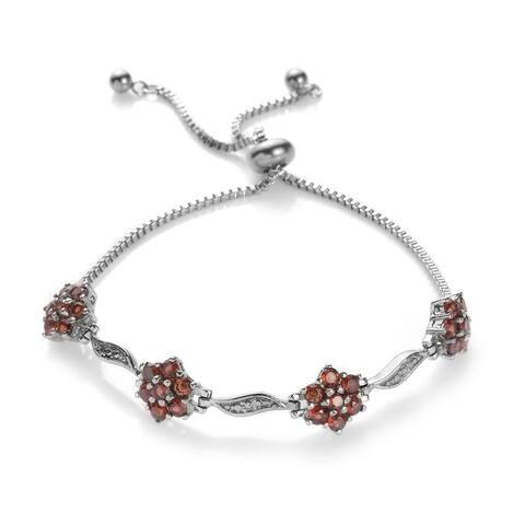 Shop LC Stainless Steel Bolo Bangle Bracelet - Medium