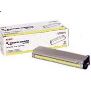 OKIDATA C9300/9500 Yellow Tnr 41963601