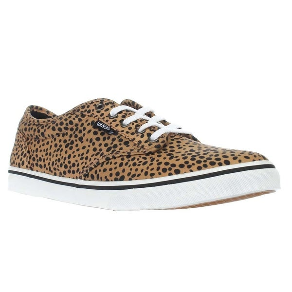 Vans Atwood Low Women's Skate Shoes - Cheetah