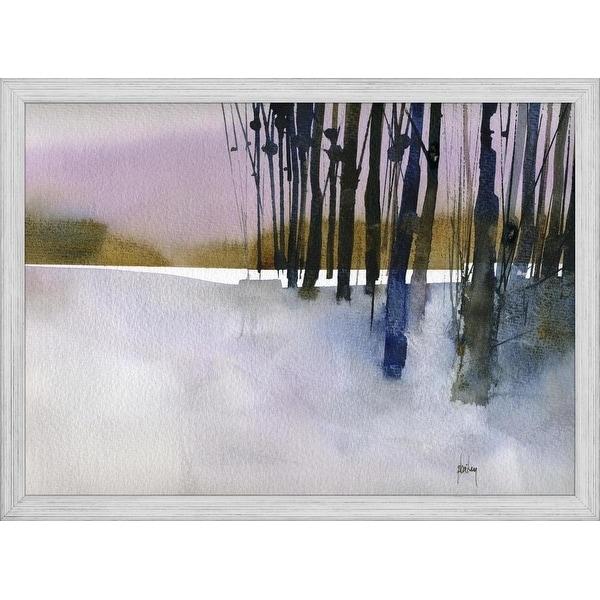 Easy Art Prints Paul Bailey's 'Standing By' Premium Canvas Art