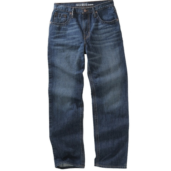Cinch Western Denim Jeans Mens Garth Brooks Sanding Med