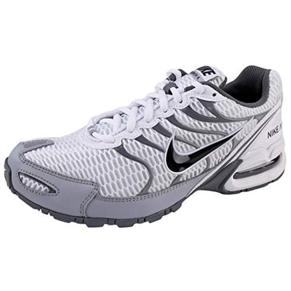 Shop Nike Men's Air Max Torch 4 Running Shoe (White
