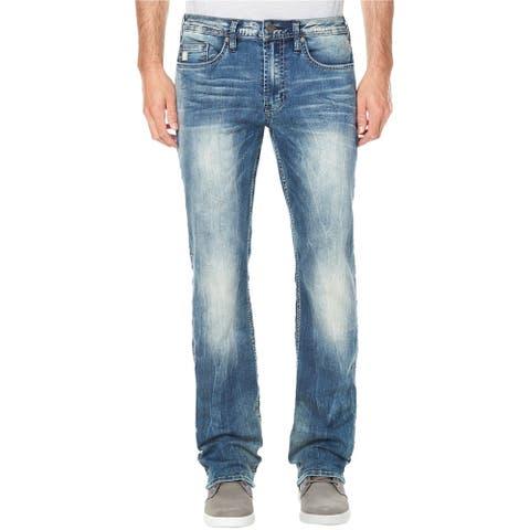 Buffalo David Bitton Mens Driven-X Stretch Jeans, blue, 41W x 32L