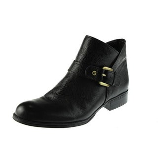 Naturalizer Womens Jarrett Ankle Boots Leather Booties
