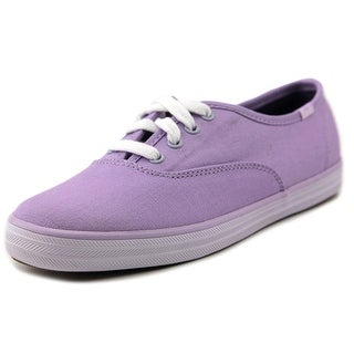 Keds Lilly Round Toe Canvas Sneakers