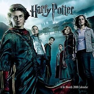 Harry Potter Wall Calendar 2018 - multi
