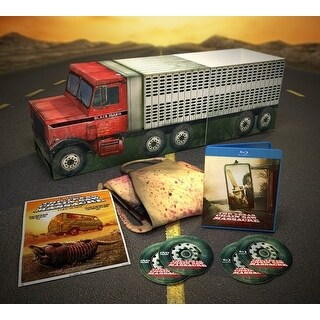 Texas Chain Saw Massacre: 40th Anniversary Black Maria Limited Edition [BLU-RAY]
