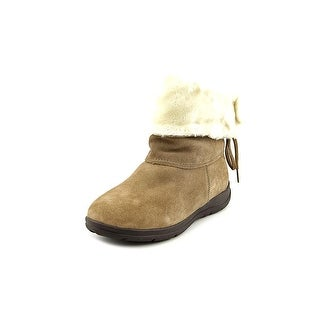 White Mountain Thumper Round Toe Suede Winter Boot