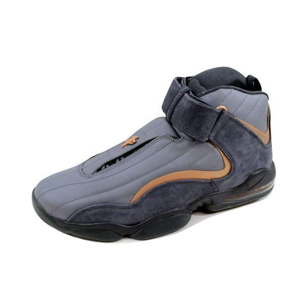 Nike Men's Air Penny IV 4 Wolf Grey/Metallic Coppercoin 864018-002