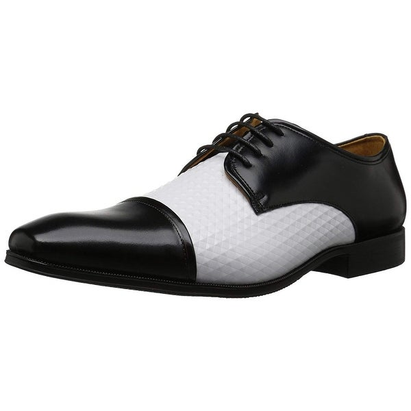 Stacy Adams Men's Forte Cap Toe Oxford - 9.5