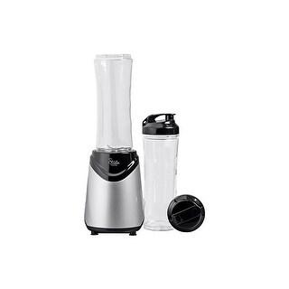 Monoprice El Nino 300 Personal Smoothie Blender Mixed 300 Watts BPA Free 18 fl. oz. 4 Blades