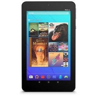 "Ematic - EGQ347BL - 7"" 8GB Android 5.0 Black"