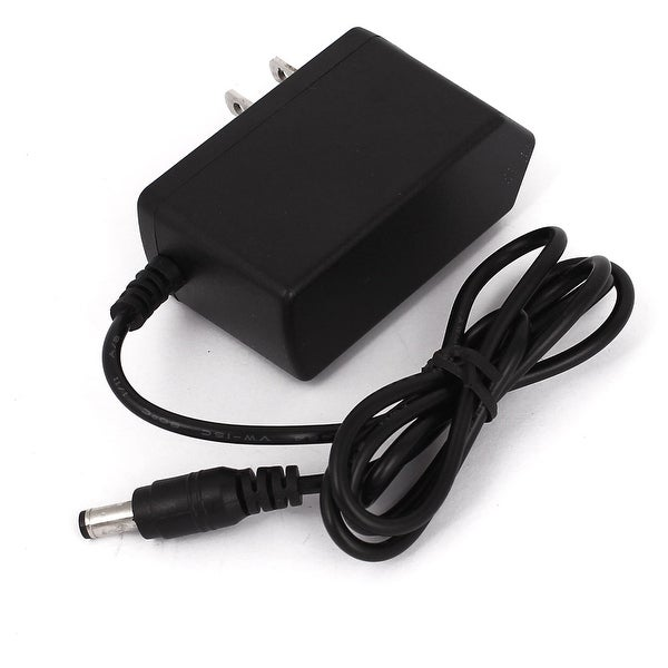 2 Packs DC Power Adapter Cable 5.5x2.1mm Female To 5.5mmx2.5mm Male