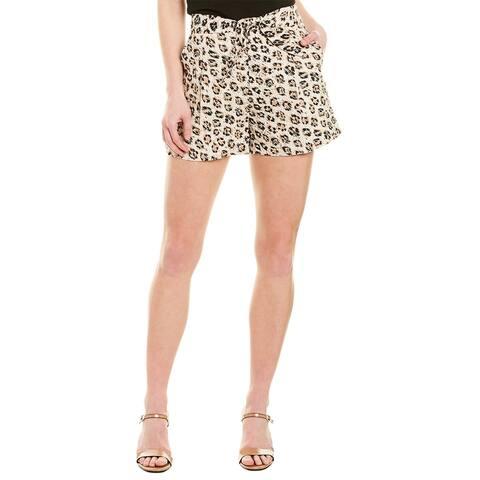Joie Carden Linen Short
