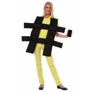 Hash Tag Costume
