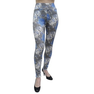 Women Shaping Leggings Cotton, Full Length Ankle or Capri
